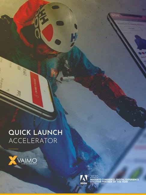 Quick Launch Datasheet (VAIMO US)